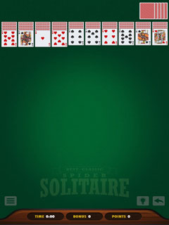 Image Best Classic Spider Solitaire